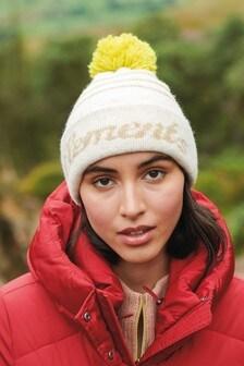 Element Wool Blend Pom Hat