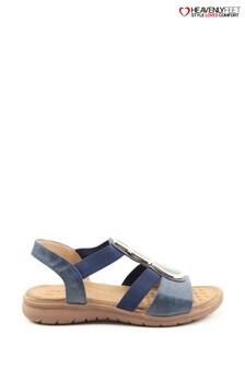 Heavenly Feet Ladies Palm Premium Comfort Sandals
