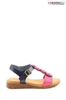 Heavenly Feet Ladies Blossom Sandals