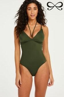 Hunkemöller Green Luxe Swimsuit