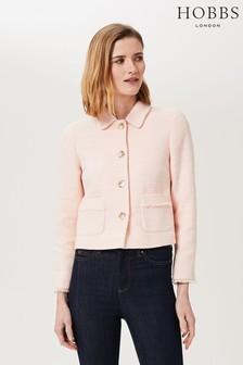 Hobbs Pink Felicity Jacket