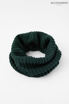 Accessorize Chunky Knit Snood