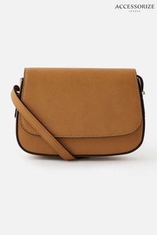 Accessorize Ruby Saddle Cross-Body Bag