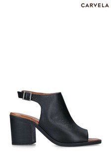 Carvela Comfort Black Alpha Shoes