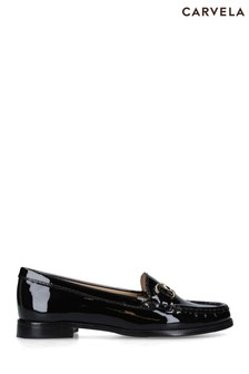 Carvela Comfort Black Click 2 Shoes