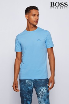 BOSS Tee Curved T-Shirt