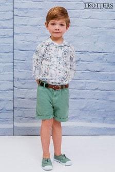 Trotters London Sage Charlie Chino Shorts
