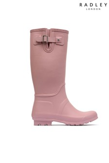 Radley London Alba Hi Long Wellington Boots