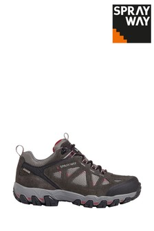Sprayway Black Iona Low Womens HydroDRY Shoes