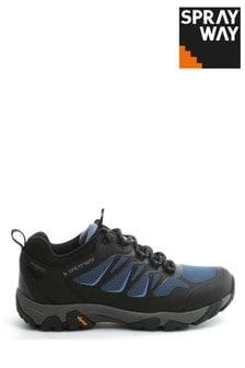 Sprayway Blue Fara Low Womens HydroDRY Shoes