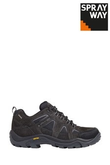 Sprayway Black Cara Low HydroDRY Boots