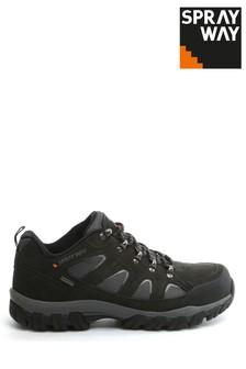 Sprayway Black Mull Low HydroDRY Shoes