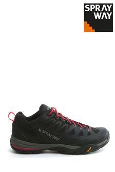 Sprayway Black Cirrus HydroDRY Shoes