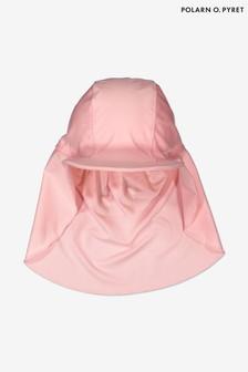 Polarn O. Pyret Pink Sunsafe Legionnaire Hat