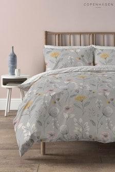 Copenhagen Home Olia Duvet Cover and Pillowcase Set
