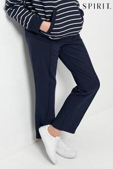Spirit Blue Straight Leg Trousers