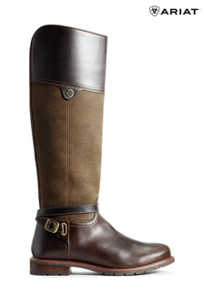 Ariat Brown Carden Waterproof Boots
