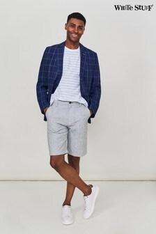 White Stuff Grey Portland Smart Shorts