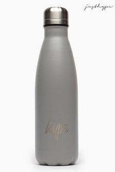 Hype. Grey Powder Coated Bottle