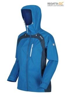 Regatta Blue Highton Stretch II Waterproof Jacket