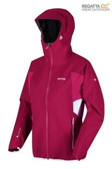 Regatta Pink Womens Imber IV Waterproof Jacket