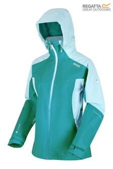 Regatta Blue Womens Oklahoma VI Waterproof Jacket