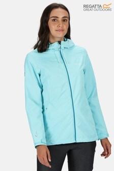 Regatta Blue Hamara III Waterproof Jacket