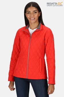 Regatta Red Charna Quilted Jacket