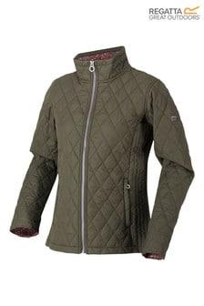 Regatta Green Charna Quilted Jacket