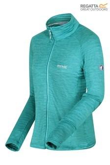 Regatta Blue Women's Highton Lite Full Zip Softshell Jacket