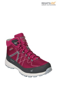 Regatta Pink Lady Samaris Lite Waterproof Walking Boots