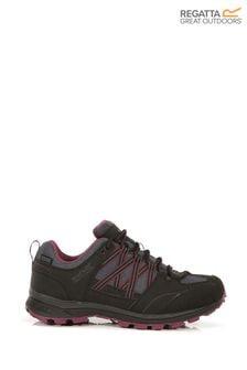 Regatta Purple Lady Samaris Low II Walking Shoes