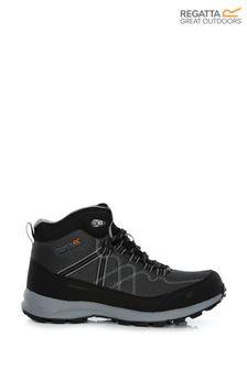 Regatta Black Samaris Lite Waterproof Walking Boots