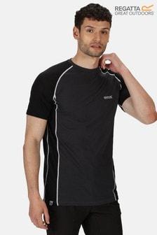 Regatta Grey Tornell Ii Active T-Shirt