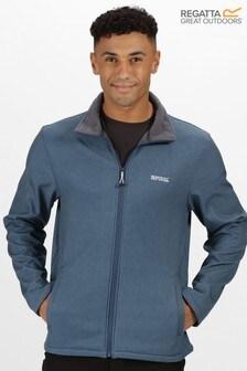 Regatta Blue Cera V Full Zip Softshell Jacket