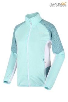Regatta Blue Women's Yare Iii Full Zip Softshell Jacket