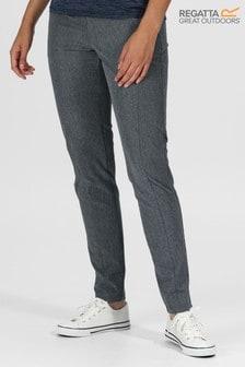 Regatta Grey Pentre Stretch Trousers