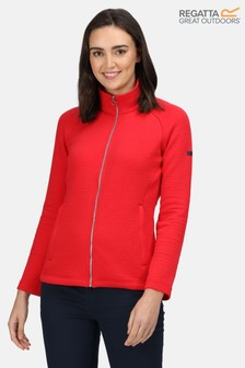 Regatta Red Sadiya Full Zip Fleece