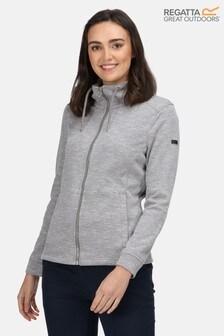 Regatta Grey Olena Full Zip Fleece