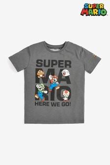 Super Mario T-Shirt (3-16yrs)