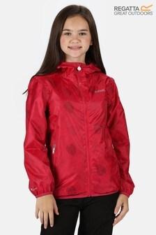 Regatta Printed Lever Waterproof Shell Jacket