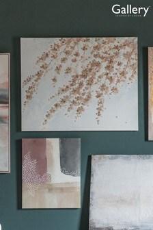 Gallery Direct April Blosson Peach Canvas