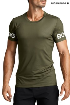 Bjorn Borg Green Borg T-Shirt