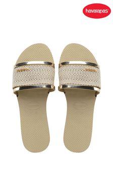 Havaianas Natural You Trancoso Premium Sandals