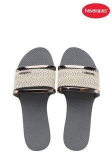 Havaianas Grey You Trancoso Premium Sandals