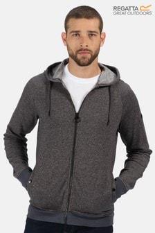 Regatta Leontel Full Zip Hooded Fleece