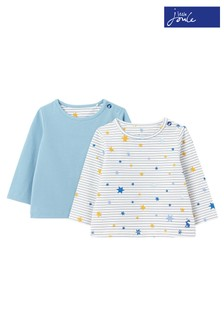 Joules Gowell T-Shirts 2 Pack - 0-24 Months