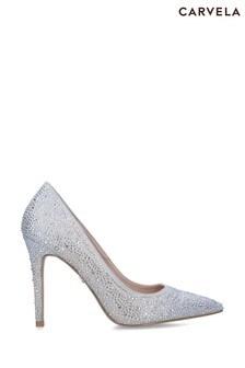 Carvela Grey Lovebird Shoes