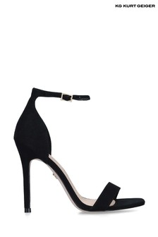 KG Kurt Geiger Black Ali2 Sandals