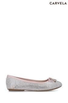 Carvela Chrome Majic Bling Shoes